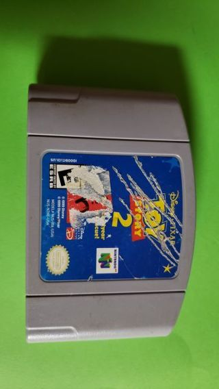 """Nintendo 64 Game """"Toy Story 2"""""""