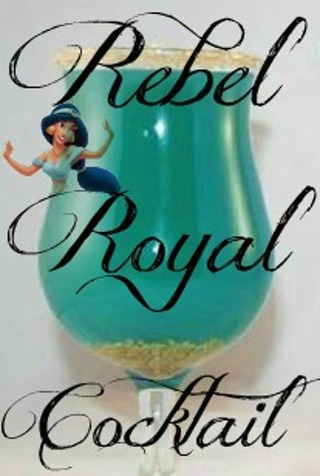 Free Rebel Royal Cocktail Recipe Cookbooks Listiacom Auctions
