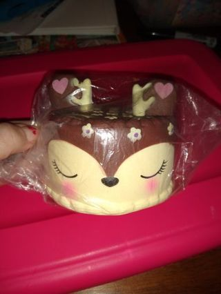 Kawaii Scented Deer Cake Jumbo Squishy