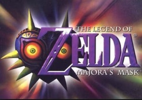 1 Wii U VIDEO GAME: N64 The Legend of Zelda: Majora's Mask - Wii U [Digital Code] Nintendo