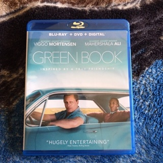 Green Book combo pack