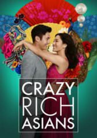 "Crazy Rich Asians ""HDX"" Digital Movie Code Only UV Ultraviolet Vudu MA"