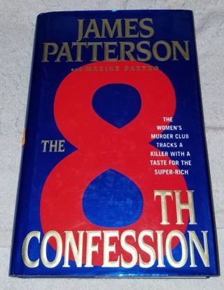 8th Confession - By James Patterson