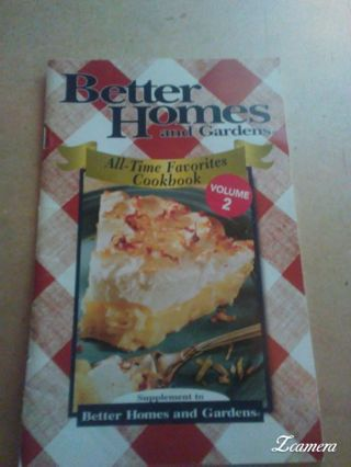 B&H All Time Favorite Recipes