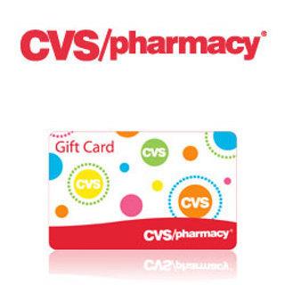 $10 CVS Pharmacy e-gift Card!! NO GIN!!