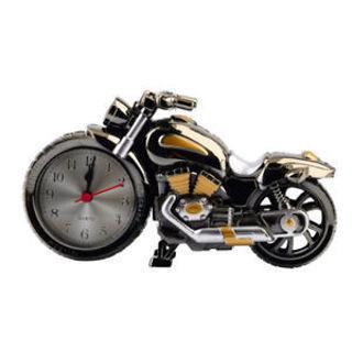 Desk Clock Creative Cool Motorbike Design Alarm Clock Motorcycle