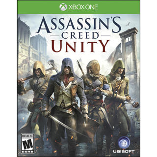 Assassin's Creed Unity XBOX ONE full game download code *GIN 222222!*