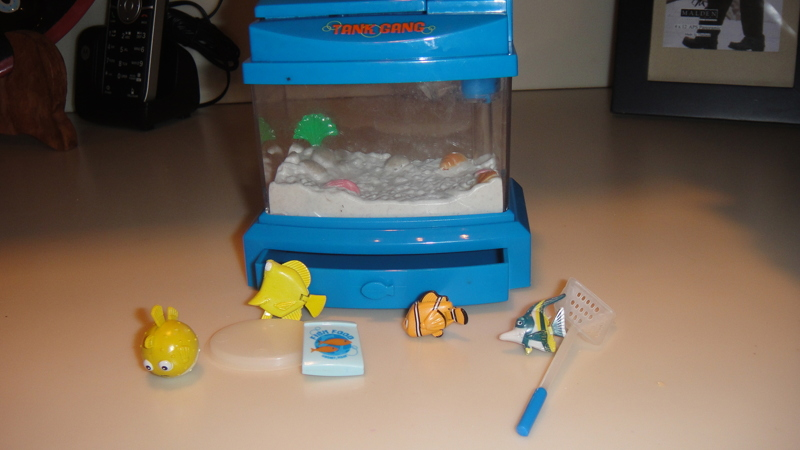 Free Nemo Toy Fish Tank Accessories Other Toys