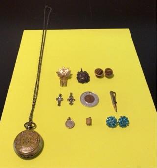 Vintage/ antique bundle of items (10)