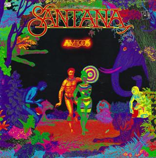 Santana – Amigos - [CD ONLY]