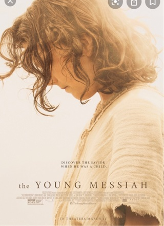 The Young Messiah digital HD for iTunes only