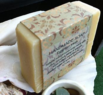 Egyptian Musk Handmade Soap