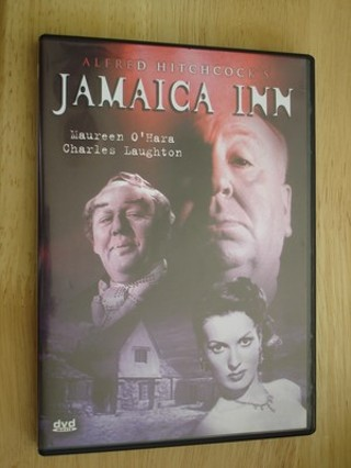 "DVD Alfred Hitchcock's ""Jamiaca"""