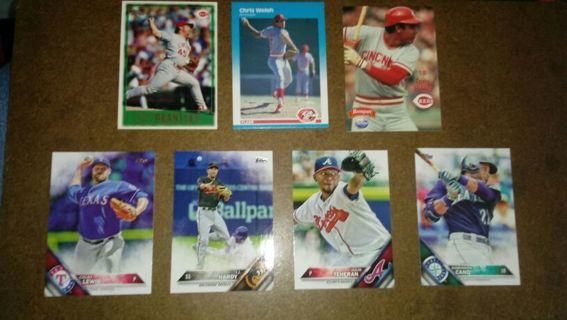 Baseball Cards (Brand New)