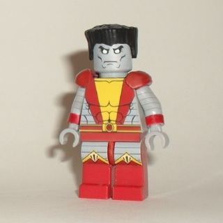 New Colossus Super Heroes Minifigure Building Toys Custom Lego