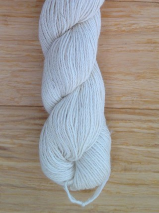 Beautiful White Yarn!