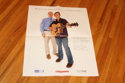 Scotty McCreery Teacher Poster Scholastic Teachers Count American Idol