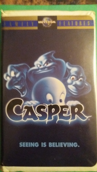vhs casper free shipping