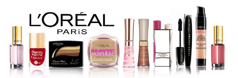 L'Oréal Mystery Make Up Auction