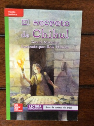 EL  Secreto De Chihul Book