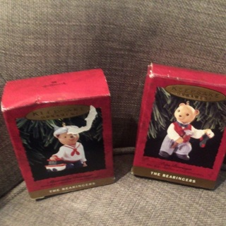 Hallmark Keepsake ornament CHOOSE ONE