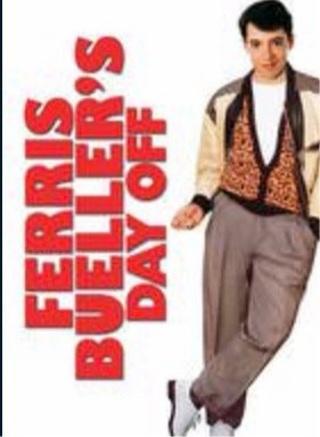 Ferris Bueller's Day Off HD Vudu copy