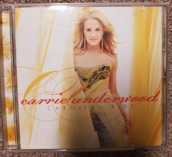 Carrie Underwood CD- Carnival Ride