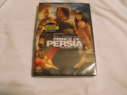 The Prince of Persia sands of time