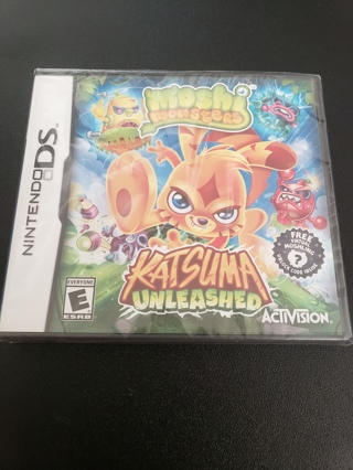 Katsuma DS Game