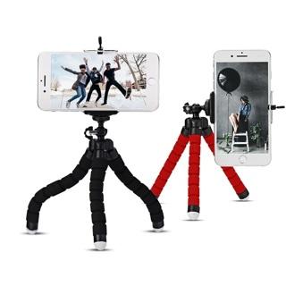 Mobile Phone Holder Flexible Octopus Tripod Bracket Selfie Stand monopod
