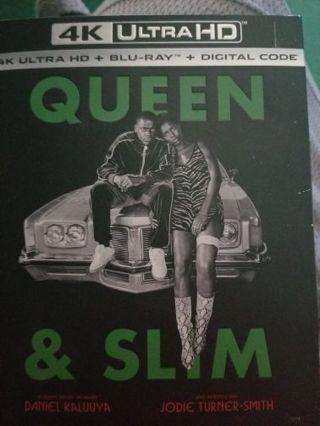 Queen and slim digital code