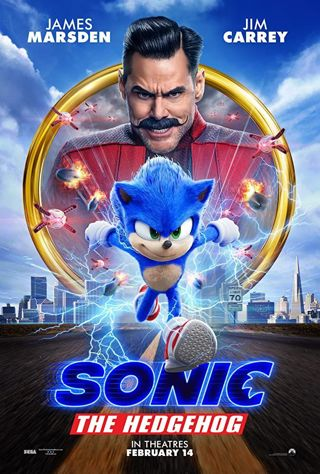 Sonic the hedgehog HD paramount