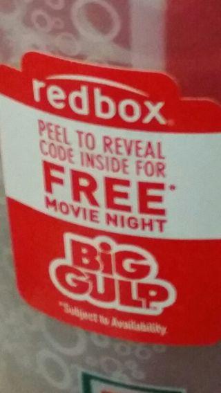 RED BOX FREE MOVIE NIGHT CODE