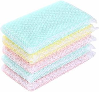Durable Kitchen Cleaning Sponge (Pack of 3)