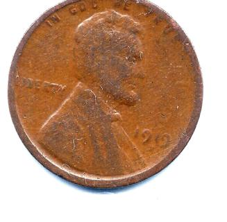 1919-D LINCOLN CENT