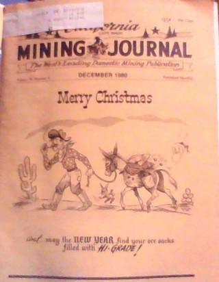 California Mining Journal December 1980