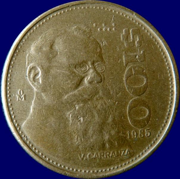 Free 1985 100 Mexican Coin Coins Listia Com Auctions For Free Stuff