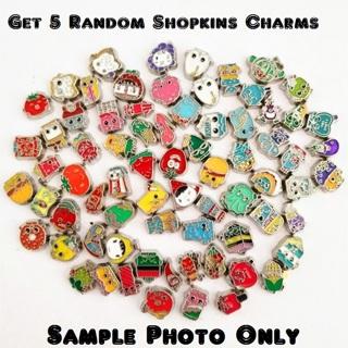 ♥Ƹ̵̡Ӝ̵̨̄Ʒ♥ 5 Random Shopkins Lot ♥Ƹ̵̡Ӝ̵̨̄Ʒ♥ Living Locket Charm(s) ☆VERIFIED USERS ONLY PLEASE☆