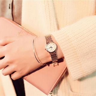Luxury Fashion Ladies Women's Watches Stainless