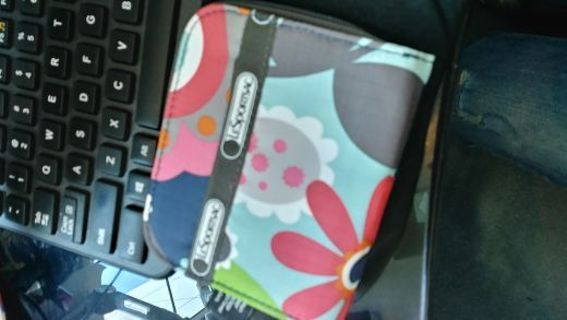 LeSportsac Wallet (new, without tags)- never used, just stored