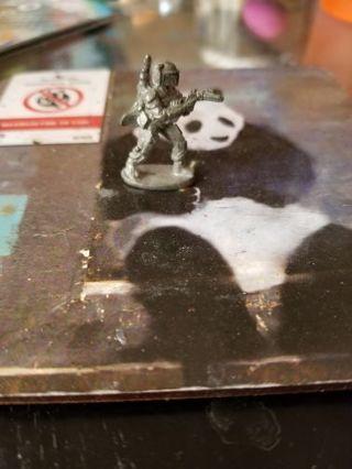 Star Wars Bobba Fett mini pewter statuette figurine