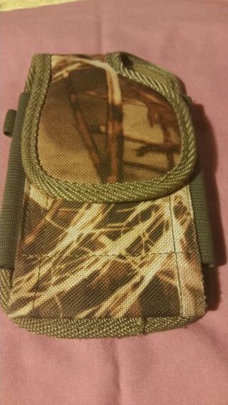 CAMOUFLAGE PHONE CASE WITH BACK CLIP