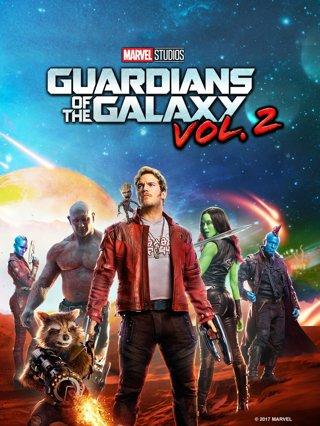 Guardians of the Galaxy Vol. 2 4K iTunes