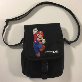 Nintendo DS Super Mario Black Nylon Carrying Case