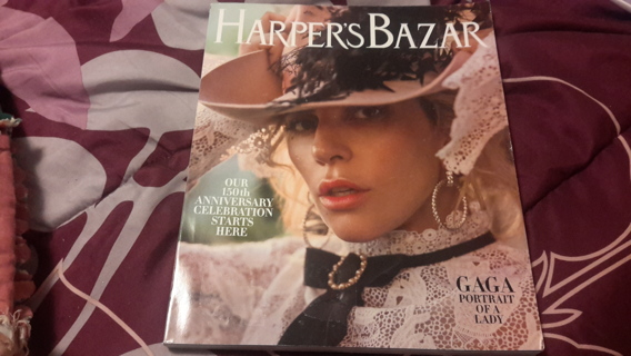 HARPER ' S BAZAAR MAGAZINE (NEW ISSUE)