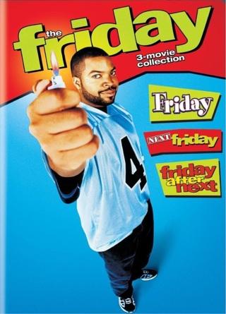 Friday trilogy UV code