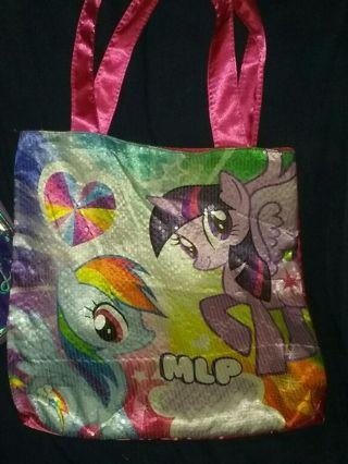 My little pony bag NWOT