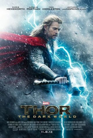 Thor: The Dark World HD digital copy ONLY [Google Play code]