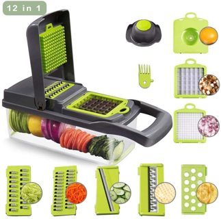 Make Cutting Fruits/Veggies Fast & Easy! :)