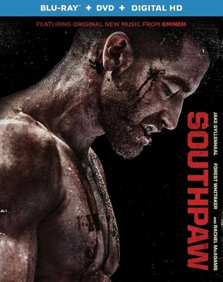 Southpaw Canadian itunes digital code see details